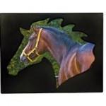 Fotolijst paard plastic