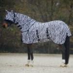 zebra deken excl neck