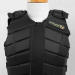 Sir Lancelot Bodyprotector  EH2012 Black Zwart Small